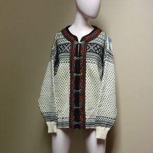 "Dale of Norway Wool ""Setesdal"" Sweater Size Medium"